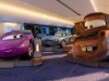"""""""CARS 2""""  (L-R) Holley Shiftwell, Finn McMissile, Mater  ©Disney/Pixar.  All Rights Reserved."""