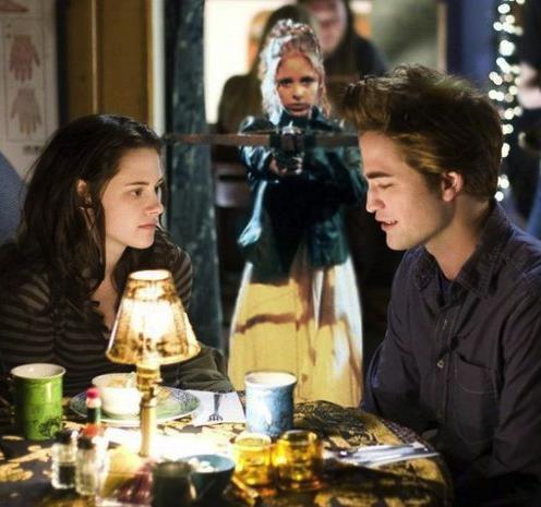 Buffy VS Edward