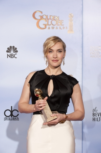 Golden Globe Awards 2012