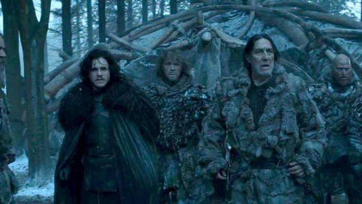 Jon e Mance
