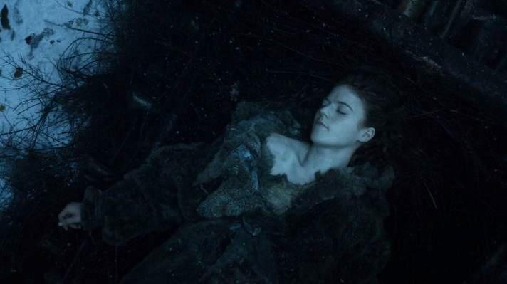 Ygritte morta
