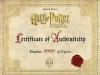 Certificato di autenticità
