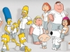 The Simpsons & Family Guy