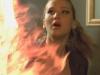 Jennifer on fire