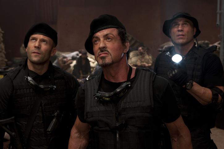 I Mercenari: The Expendables