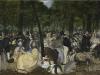 Musica alle Tuileries, 1862