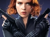 Scarlett Johansson è Black Widow