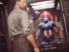 Chris Evans in una scena di The Avengers