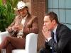 Michael Fassbender e Brad Pitt