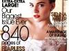 Sienna Miller Vogue copertina