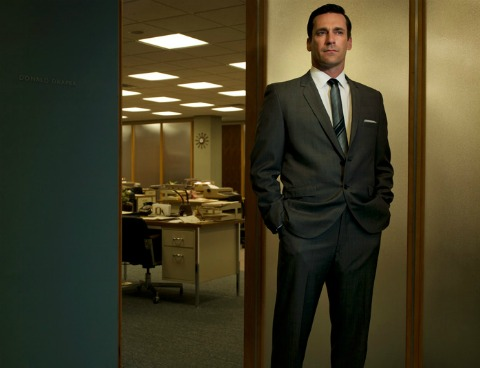 Jon Hamm_Mad Men stagione 5