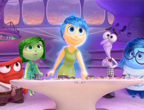 verso sud, pixar, inside out